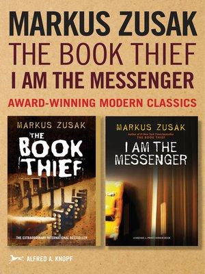 cover image of Markus Zusak